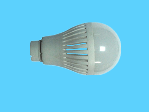 LED lamp shell processing
